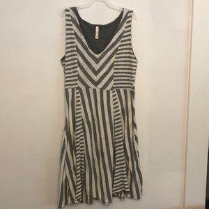 Orange Creek cotton Summer Swing Dress